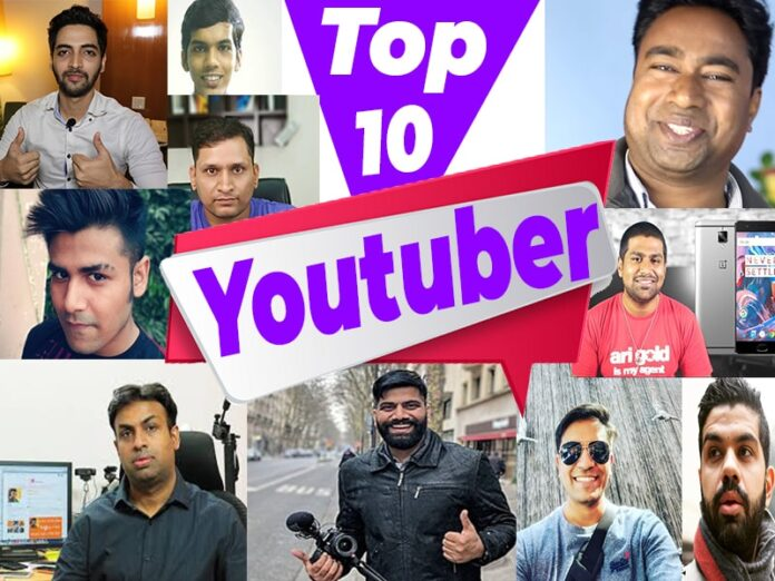 Top 10 Indian Tech YouTube Channel in 2021