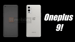 OnePlus 9 CAD specification