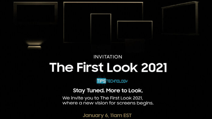 Samsung Invitation The First Look 2021