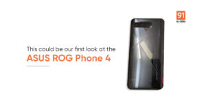 Asus ROG Phone 4 in india